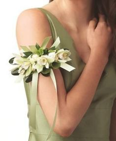 Arm Corsage Custom Design