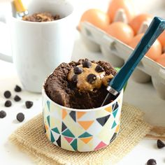 Whip up this easy coconut flour mug cake for dessert in 90 seconds. It's paleo, grain-free, and refined sugar-free!  Holy Hannah Montana how is it already Labor Day? I can't even. I was…