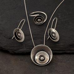 Handmade Argentium Sterling Silver Jewelry | Handmade Jewlery, Bags, Clothing, Art, Crafts, Craft Ideas, Crafting Blog