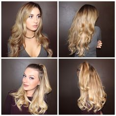 blondes extensions and blonde extensions on pinterest