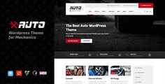 Auto v1.6.2 – Ideal Car Mechanic and Auto Repair Template