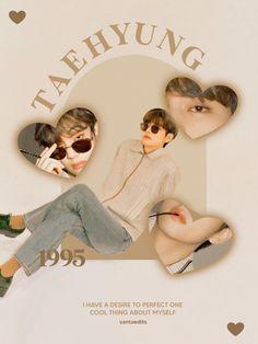 V Taehyung, Bts Jungkook, Bts Poster, V Bts Cute, Kpop Posters, Film Posters, Korean Boy, Bts Book, Album Bts