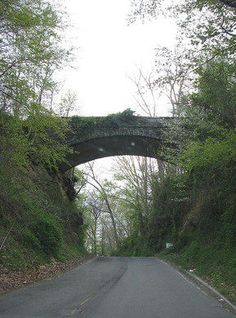 Helen's Bridge – Asheville, North Carolina - Atlas Obscura