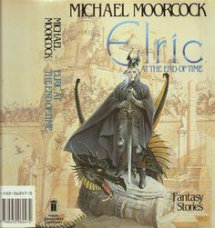 Achilleos Art - Michael Moorcock