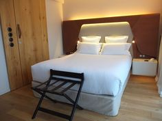 Hotel Les Haras Strasbourg - chambre