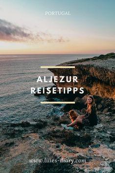 Reisetipps für den perfekten Urlaub am Meer. Aljezur in Portugal ist noch ein Insider Tipp in Portugal. Die schönsten Traumstränden, tollsten Surfspots, besten Restaurants und vieles mehr findet ihr auf www.lilies-diary.com.