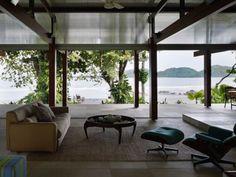 Casa en Praia Preta / Nitsche Arquitetos (8)