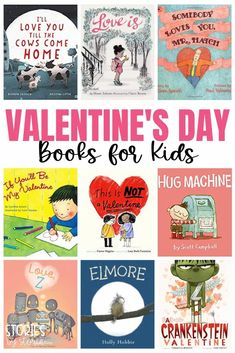 Valentine's Day will be here before you know it. It's a day to celebrate friendship, kindness, and love. Whether you're in the classroom or sharing books with your own kids at home, here are some great Valentine's Day books.