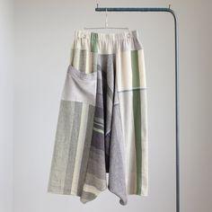only one tarun pants LONG wool70 cotton30