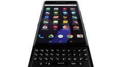 This is a GIF of a BlackBerry Android slider phone   The Verge