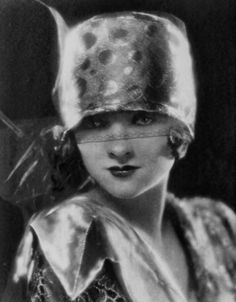 hat gorgeous sequined (?) 1920s