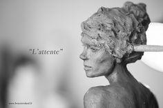 Animation 3d, Image 3d, Human Sculpture, Wax Carving, Sculpture Projects, Ceramic Techniques, Illustration, Sculpting, Clay