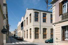 Cruz y Ortiz   Lofts en Sabadell   HIC Arquitectura