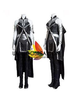 Marvel Xmen Apocalypse Storm Cosplay Costume