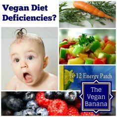 Vegan Diet Deficiencies?