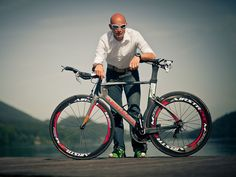 Pioniere im Fokus: Jakob Schmidlechner Triathlon, Sport, Bicycle, Portrait, Vehicles, Cycling, Road Bike, Deporte, Triathalon