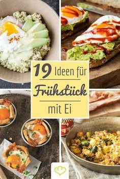 Die besten Eier-Rezepte für's Frühstück! Wenn der Duft von frisch gebackenen Brötchen durch dein Schlafzimmer zieht, dann weißt du, dass Sonntag ist. Der Frühstückstisch ist gedeckt, der Kaffee gekocht und die Familie versammelt. Kleine Frühstücksfreuden so weit das Auge reicht. Das unvermeidbare Frühstücks-Ei darf natürlich auch nicht fehlen! Ob als pochiertes Ei, Spiegelei, Omelett oder ganz einfach gekochtes Ei!