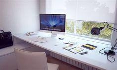 Wunderbare Arbeitsplätze zu Hause - #Möbel, #Wohnideen