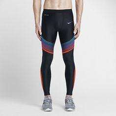 8edefdf78d6530 Nike Power Speed Running Tights Nike Weiß