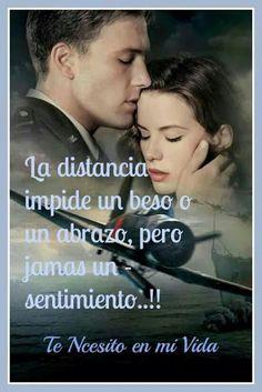 Frases Bonitas Para Facebook: Imagen De Una Pareja Con Frases De Amor