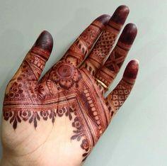 Kashee's Mehndi Designs, Latest Bridal Mehndi Designs, Full Hand Mehndi Designs, Mehndi Design Pictures, Mehndi Designs For Girls, Henna Tattoo Designs, New Bridal Mehndi Designs, Mehendi, Happy Status