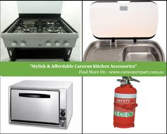Caravan Kitchen Accessories (view-source:http://www.caravanrvparts.com.au/kitchen-accessories.html) – Buy quality caravan kitchen appliances like caravan gas oven, grill, sink, stove from Australian caravan kitchen accessories store.