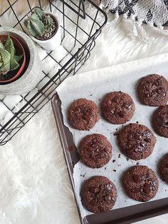 Cookies healthy tout choco aux flocons d'avoine – By Flora B