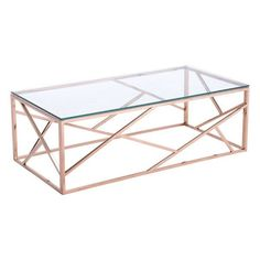 Zuo Cage Coffee Table