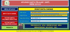 [.xls otomatis] Software Kartu Pelajar (AKP) 700 Siswa Aplikasi Excel Free Download
