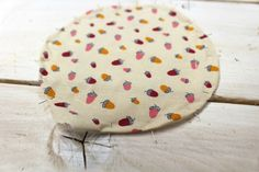 Tuto couvercle alimentaire lavable Charlotte, Sewing Projects, Custom In