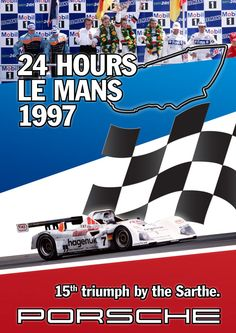 XPSNET Vol. 1  #Porsche #LeMans #1997