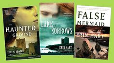 Haunted Ground, Lake of Sorrows, and False Mermaid.  Can't wait for the next book!