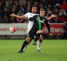 Swansea City 0 Stoke City 1 :