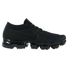 best cheap 7dff8 ac252 Nike Men s Air Vapormax Flyknit Running Shoe Black Black-Anthracite-White  11.0