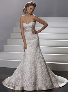 Katharine - by Maggie Sottero---One of my FAVOURITES.