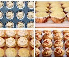 Joy the Baker – Dulce de Leche Cupcakes