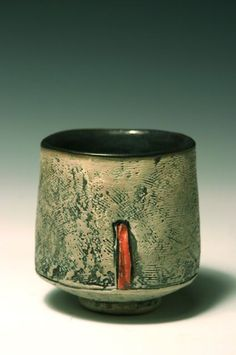 """""""...the contents of my life are meant to be constantly given and shared in a generous gesture of compassion, just as the main purpose of a cup is to have its contents given away."""" (Joyce Rupp; cup by Mary Barringer)"""