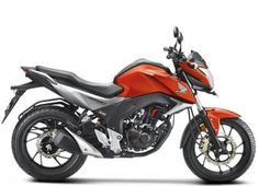 New Honda CB Hornet 160R launched yesterday Revfest
