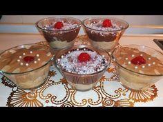 SI TIENES UN LITRO DE LECHE, AZÚCAR Y MAICENA HAZ ESTE DELICIOSO POSTRE CON EL SABOR QUE TE GUSTE - YouTube Flan, Cake Pops, Pudding, Desserts, Recipes, Breads, Youtube, Cheesecake, Cupcakes