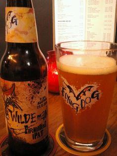 Flying Dog Wildeman Farmhouse IPA (7,5%)