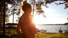 Lake Lohja is a beautiful location to take an active family, especially if one or more person's love to swim. Lake Lohja is close to Helsinki and a pristine natutal environment to swim, walk and be at one with nature. Finnish Sauna, One With Nature, Tromso, Finding Peace, Sustainable Living, Helsinki, Ethical Fashion, Finland, Photo Credit