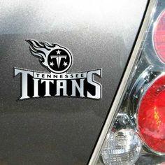 Amazon.com: Tennessee Titans Auto Emblem: Sports & Outdoors #Jersey#Titans#Auto#F150#NFL