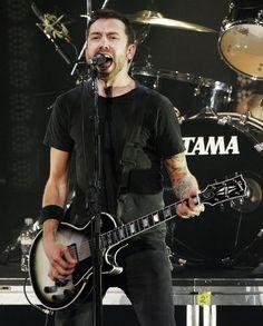 Rise Against vocalist/guitarist, Tim Mcilrath