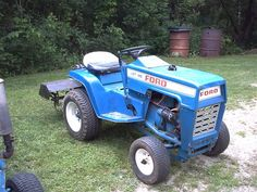 Ford LGT 165 Ford / Jacobsen - Garden Tractor Talk - Garden Tractor Forums