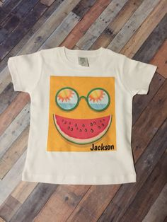 d545c41dc Watermelon Shirt, summer shirt, youth shirt, t-shirt, tshirt, infant, boy,  kids watermelon shirt, kids shirt, custom shirt, summer shirt