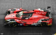 New Oreca 05 TDS Racing