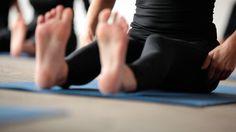 Cours de #Yoga à #Paris avec Lina Franco