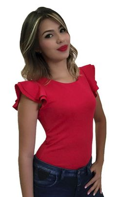 Blusa crobtop fashion, fashion dresses y blouse styles Blouse Styles, Blouse Designs, Travel Clothes Women, Sleeve Designs, Corsage, Plus Size Women, Casual Outfits, Fashion Dresses, My Style