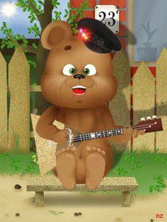 All your beautiful gifs in one place Animation, Healing Wish, Tweety Bird Quotes, Teddy Bear Cartoon, Hug Quotes, Walt Disney Characters, Random Gif, Friends Gif, Cartoon Gifs