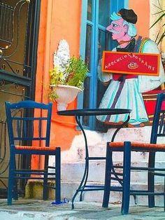 Plaka Athens, Greece